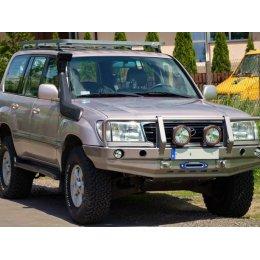 Силовой бампер Toyota LC 100 1997-2007