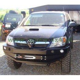 Силовой бампер Toyota Hilux 2005-2011