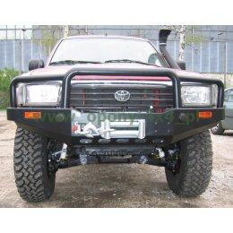 Силовой бампер Toyota Hilux 1997-2005