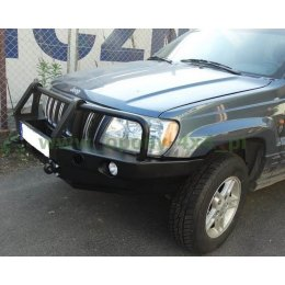 Силовой бампер Jeep Grand Cherokee WJ 1998-2004
