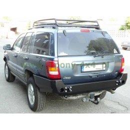 Задний силовой бампер Jeep Grand Cherokee WJ 1998-2004
