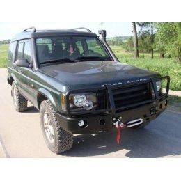 Силовой бампер Land Rover Discovery II