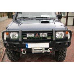 Силовой бампер Mitsubishi Pajero II 1991-2000