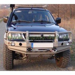Силовой бампер Mitsubishi Pajero Sport 2001-2010