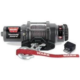 Электрическая лебедка Warn Vantage 3000s (синтетический трос)