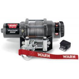 Электрическая лебедка Warn Vantage 3000