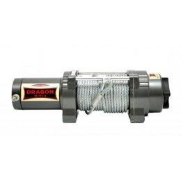 Электрическая лебедка Dragon Winch Highlander 4500HDL
