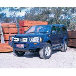 Силовой бампер ARB Delux Nissan NP300 2002-...