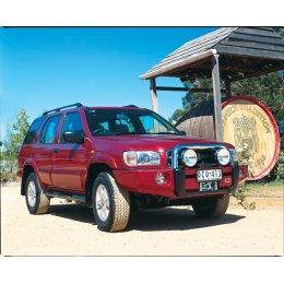 Силовой бампер ARB Sahara Nissan Pathfinder 1999-05