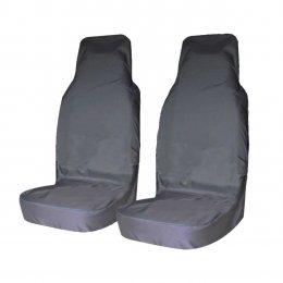 Комплект грязезащитных чехлов на передние сиденья T-Plus
