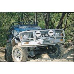 Силовой бампер ARB Delux Nissan Patrol Y60 1987-97