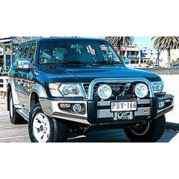 Силовой бампер ARB Sahara Nissan Patrol Y61 1997-2004