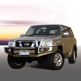Силовой бампер ARB Sahara Nissan Patrol Y61 2004-2010