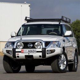 Силовой бампер ARB Sahara Nissan Patrol Y62 2010-...