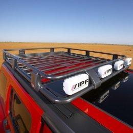 Экспедиционный багажник ARB 1850x1250 с сеткой Hummer H3