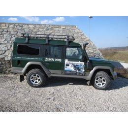 Экспедиционный багажник ARB 2200x1350 Land Rover Defender 110