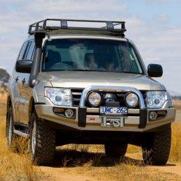 Экспедиционный багажник ARB 2200x1250 Mitsubishi Pajero Wagon 4