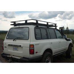 Экспедиционный багажник ARB 2200x1250 с сеткой Toyota Land Cruiser 80