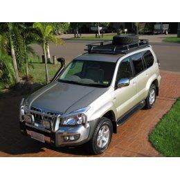 Экспедиционный багажник ARB 1790x1120 с сеткой Toyota Land Cruiser Prado 120