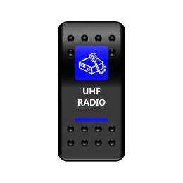 Тумблер UHF Radio (тип A)