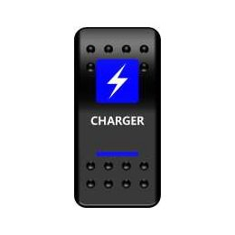 Тумблер Charger (тип A)