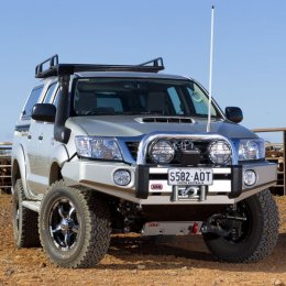 Силовой бампер ARB Sahara Toyota Hilux 2011-...