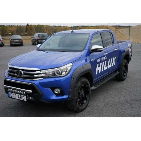 Расширители крыла EGR Toyota Hilux 2015-...