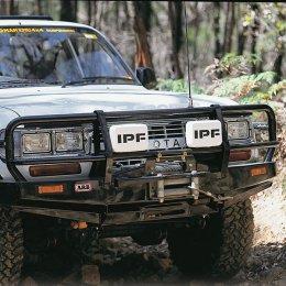 Силовой бампер ARB Delux Toyota LC 80 1990-1997