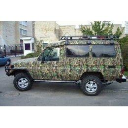 Экспедиционный багажник ARB 2200x1250 с сеткой Toyota Land Cruiser 78