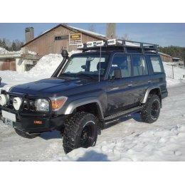 Экспедиционный багажник ARB 1850x1250 Toyota Land Cruiser 76