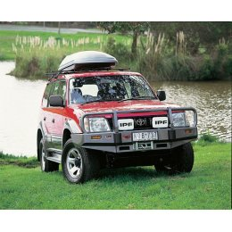 Силовой бампер ARB Delux Toyota LC90 1997-2003