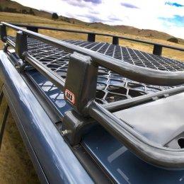 Экспедиционный багажник ARB 1850x1250 с сеткой Toyota Land Cruiser 75