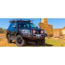 Экспедиционный багажник ARB 2200x1250 с сеткой Toyota Land Cruiser 200 2007-2015