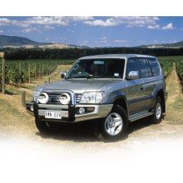 Силовой бампер ARB Sahara Toyota LC90 1997-2003