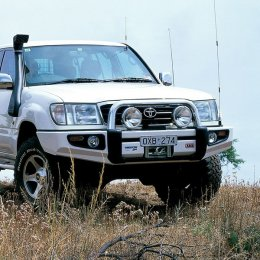 Силовой бампер ARB Sahara Toyota LC 100/105 1997-2002