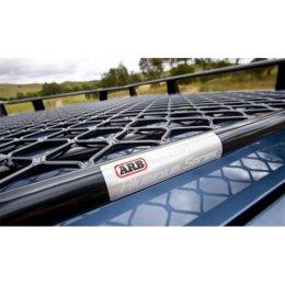Алюминиевый экспедиционный багажник ARB 2200x1120 с сеткой Toyota Land Cruiser 200 2015-...