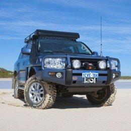 Силовой бампер ARB Delux Toyota LC 200 2007-2012