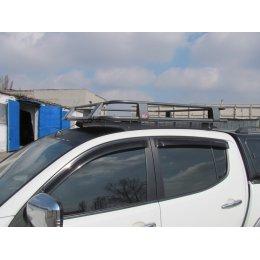Экспедиционный багажник 1330х1250 Mitsubishi L200 2006-2015