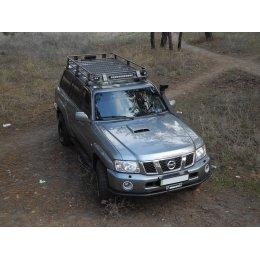 Экспедиционный багажник 2200х1250 Nissan Patrol Y61