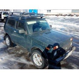 Экспедиционный багажник 1330х1250 ВАЗ 2121 НИВА