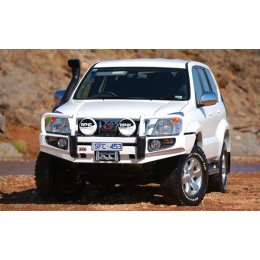 Силовой бампер ARB Delux LC Prado 120 2003-2009