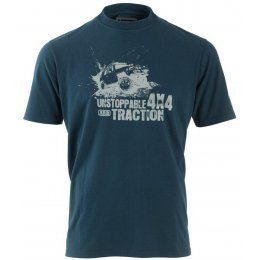 Футболка ARB Unstoppable Tee Blue