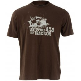 Футболка ARB Unstoppable Tee Brown