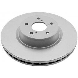 Передний тормозной диск DBA Standard Audi Q5