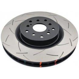Передний тормозной диск DBA T3 Slotted Infiniti FX