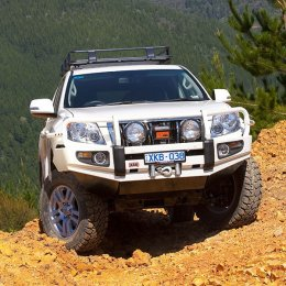 Силовой бампер ARB Delux Toyota LC Prado 150 2009-...