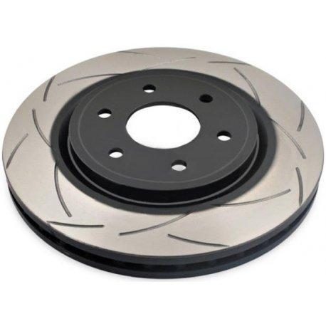 Задний тормозной диск DBA T2 Slot Lexus NX