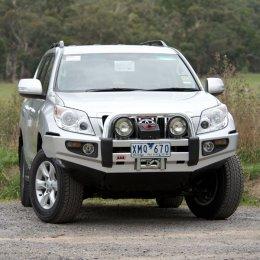 Силовой бампер ARB Sahara Toyota LC Prado 150 2009-...