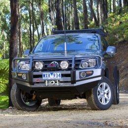 Силовой бампер ARB Delux VW Amarok 2010-...