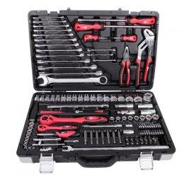 Профессиональный набор инструмента INTERTOOL ET-7119 (119 ед)